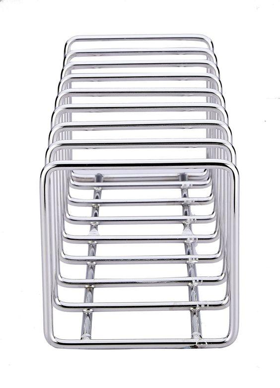 Pot Rack Lid Organizer Storage Shelf