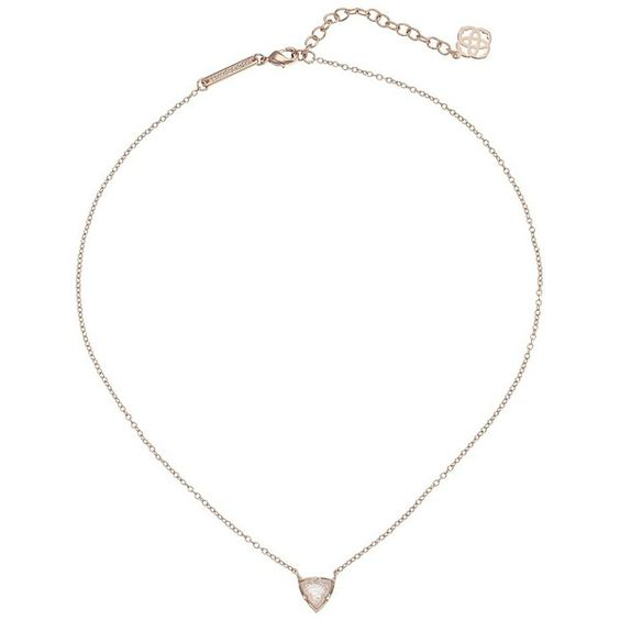 Kendra Scott Perry Necklace ($60) ❤ liked on Polyvore