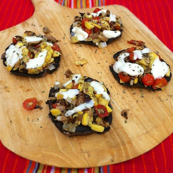 Easy healthy summer recipes for two