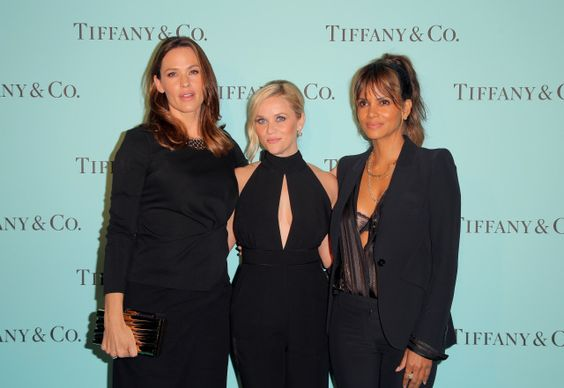 Tiffany & Co. Rodeo Drive Party Draws Halle Berry Resse Witherspoon