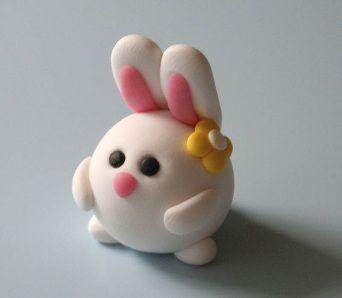 Animalitos de porcelana fria figuras de porcelana - Juego para hacer ceramica ...