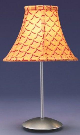 Lumisource Retro Table Lamp with Mango Pattern Shade