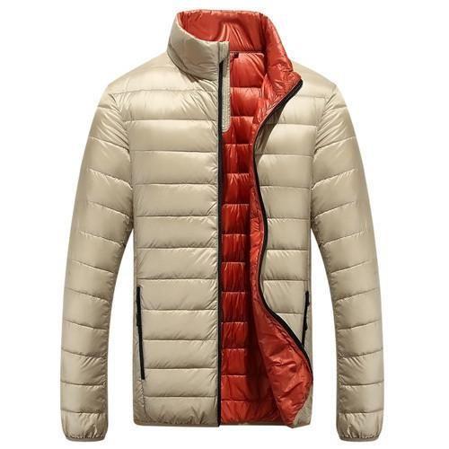 Winter Jacket Men, Lightweight Winter Coat Mens