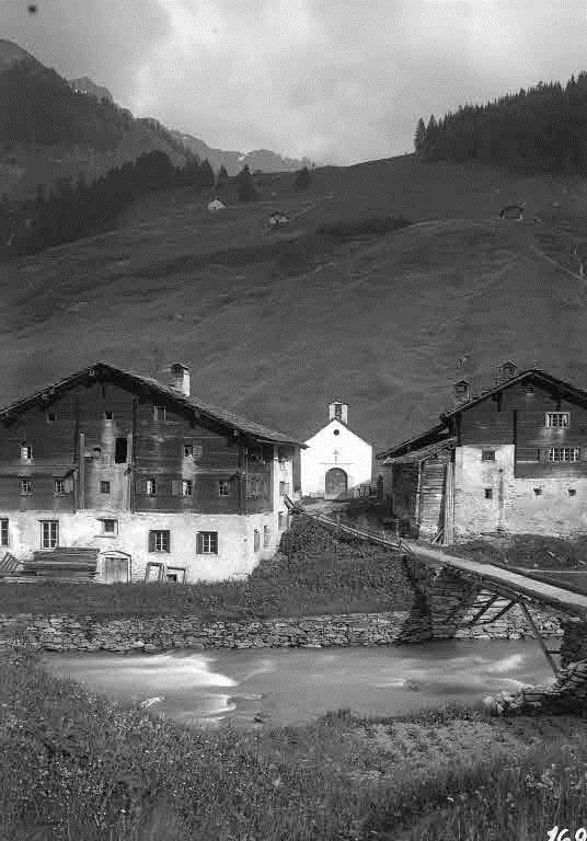 EAD-ZING-169 Vals, Ortsteilansicht, 1911 (Dokument)