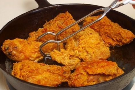 KFC Copycat Fried Chicken