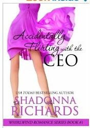 part of the Whirlwind Romance Series by Shadonna Richards