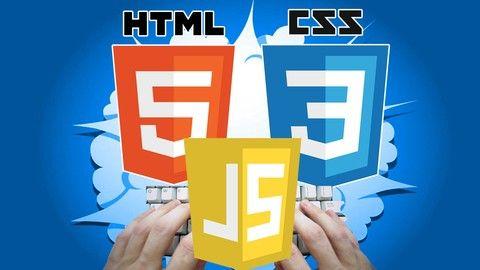 100 Off Web Developer Course Html Css Javascript Learn Web Design In 2020 Web Development Course Web Development Tutorial Learn Web Design