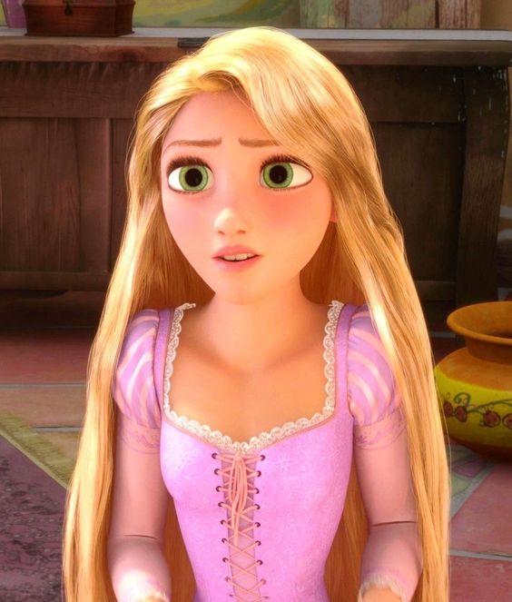 Tangled Rapunzel Short Hair | Tangled Which Rapunzel do ...