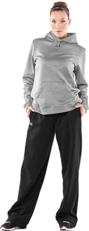Women's Armour® Fleece Team Pants #underarmour I want these so flippen bad!!!