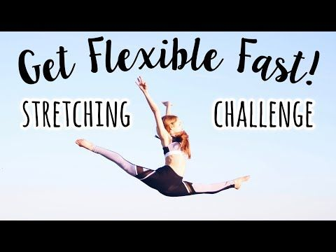 Anna Mcnulty Youtube Dance Flexibility Stretches Dancer Workout Gymnastics For Beginners
