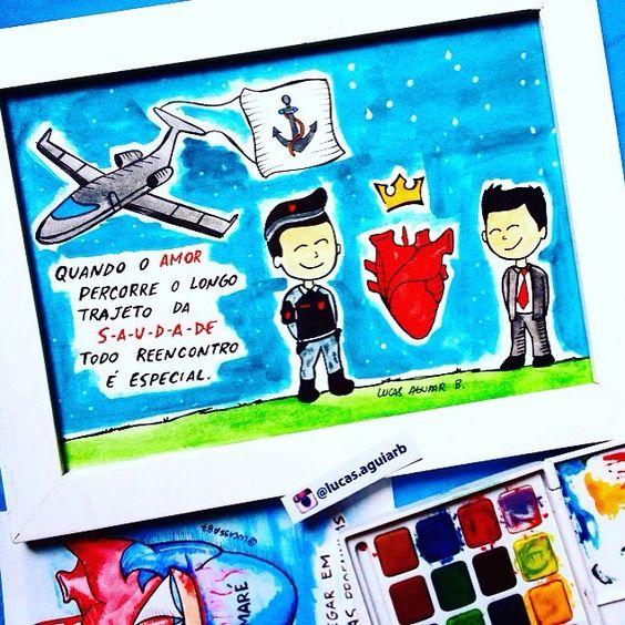 """""""Todo amor é lindo. Feio é não amar.""""  Que o amor sempre repouse entre as idas e vindas. Felicidades!  Maceió  ____ Info e pedidos só por e-mail  lucasaguiareng@hotmail.com by lucas.aguiarb"""