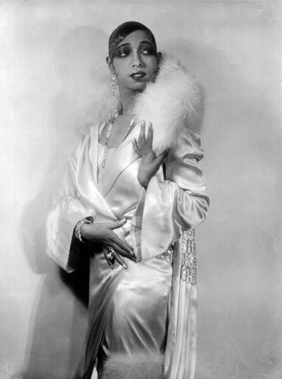 Burlesque Past and Present: Josephine Baker