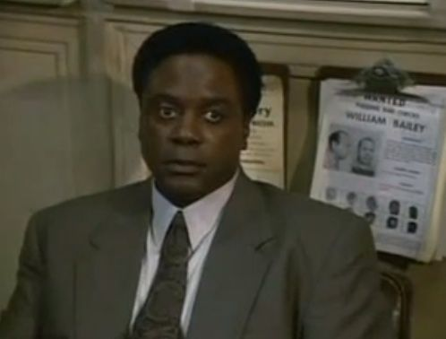 Detective Virgil Tibbs   In the Heat of the Night Tv Show