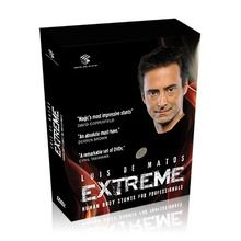 Extreme (Human Body Stunts) 4-DVD Set by Luis De Matos - DVD