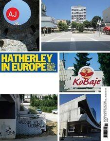 AJ. The architect's journal. Issue 05-06, Volume 242. 07-14.08.2015. Hatherley in Europe.  Na biblioteca: http://kmelot.biblioteca.udc.es/record=b1179669~S1*gagcover
