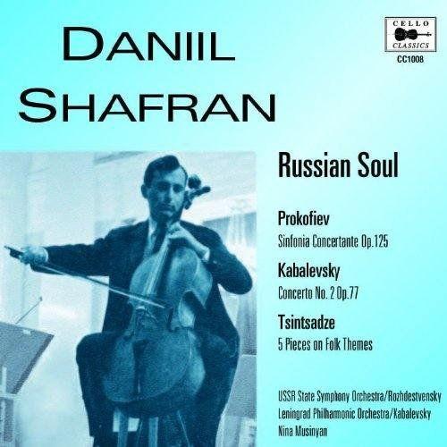 Russian Soul (Dimitry Kabalevsky)