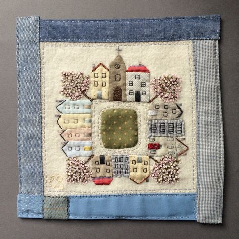 55+ trendy mini quilting stitches