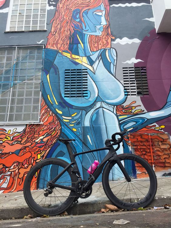 Venge ViAS Not your ordinary pedalling machine