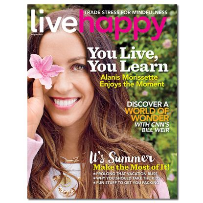 Live Happy Magazine.  be a part of this amazing LIVE HAPPY company - JOIN TODAY www.saletoday.nerium.com