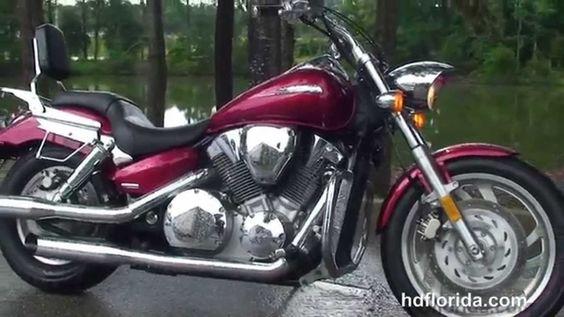 Used 2004 Honda VTX1300 Motorcycles for sale - Orlando, FL