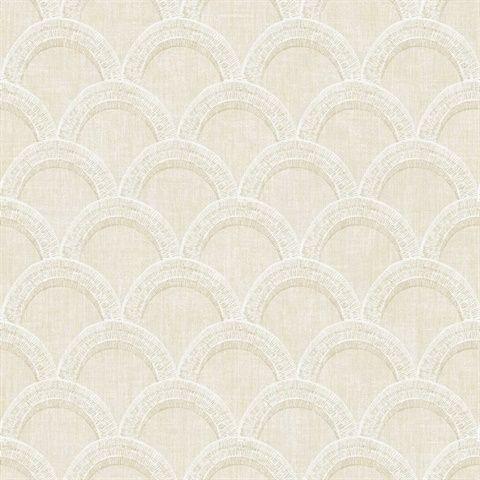 3117 12311 Bixby Beige Geometric Wallpaper Boulevard Geometric Wallpaper Geometric Wallpaper Texture Brewster Wallpaper
