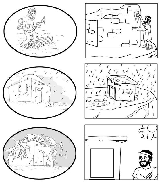 Foolish rich man coloring page coloring pages for The rich fool coloring page