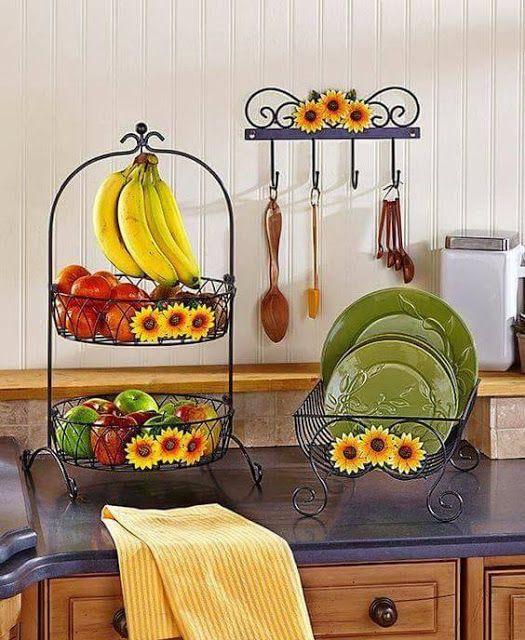 Different Kitchen Organisation You Need To Explore Amazing Architecture Magazine Sunflower Decor Collections Home