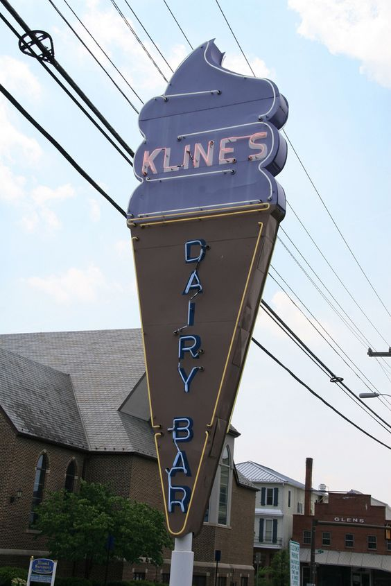 Kline's Dairy Bar ranks #5 with 12 Ice Cream Shops in Virginia that are an Absolute Must-Try