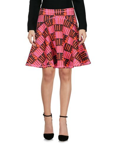 KENZO Knee Length Skirt. #kenzo #cloth #dress #top #skirt #pant #coat #jacket #jecket #beachwear #