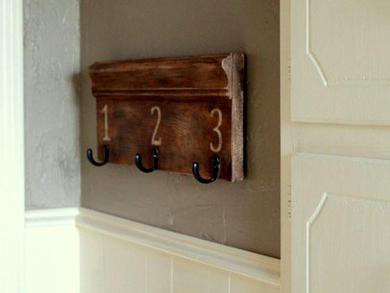 Bathroom Wall Hangers : Bathroom Wall Hanger DIY and Crafts Pinterest Bathroom Wall ...
