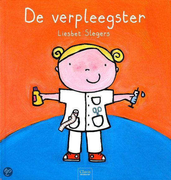 De verpleegster   Liesbet Slegers