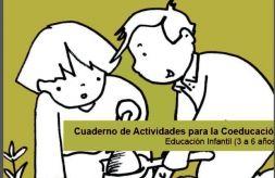 Ana y Daniel comparten :  Cuaderno de actividades para la coeducación