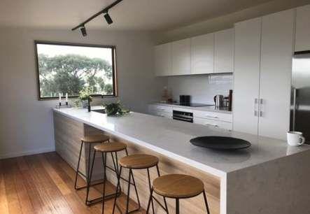 Kitchen Island Bench Colour Schemes 34 Best Ideas Kitchen Island Bench Trendy Kitchen Tile Open Plan Kitchen Living Room