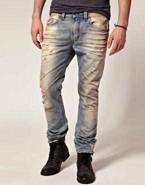 Diesel Thavar 880M Skinny Jeans | MY STYLE | Pinterest | Skinny