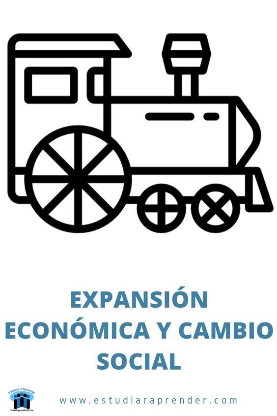 expansion economica y cambio social
