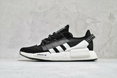 Adidas Nmd R1 V2 Boost Cloud White Mens Casual Lifestyle Sneakers