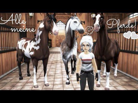 Alle Meine Pferde Stalltour Star Stable Online Sso Deutsch Youtube Star Stable Star Stable Online Pferde