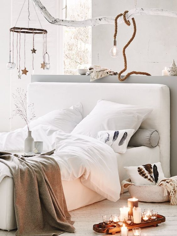 Wohntrend Cocooning