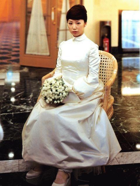 ヴィンテージウェディングドレス ジュディマリ ウェディング ドレス