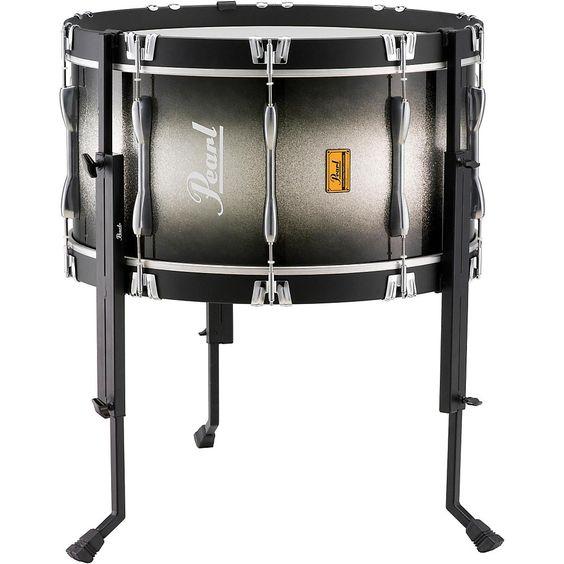 Pearl Multi-Fit Bass Drum Legs 3 Pack Black