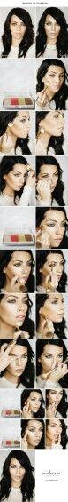 IIID foundation tutorial :-) Mascara