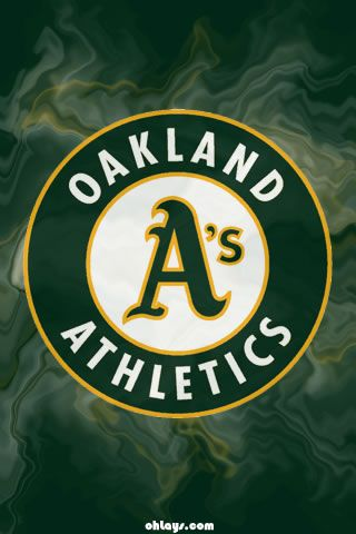 Oakland Athletics Wallpapers And Iphone Wallpapers On