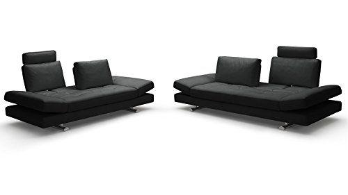 Modern Sofa Set, Zuri Contemporary Furniture