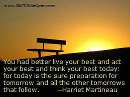 Harriet Martineau life