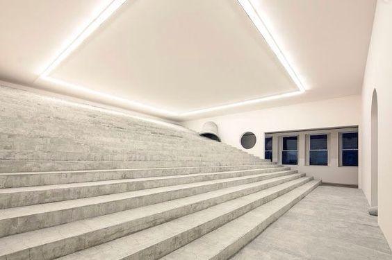 PS1 MoMA installation by Adrian Villar Rojas