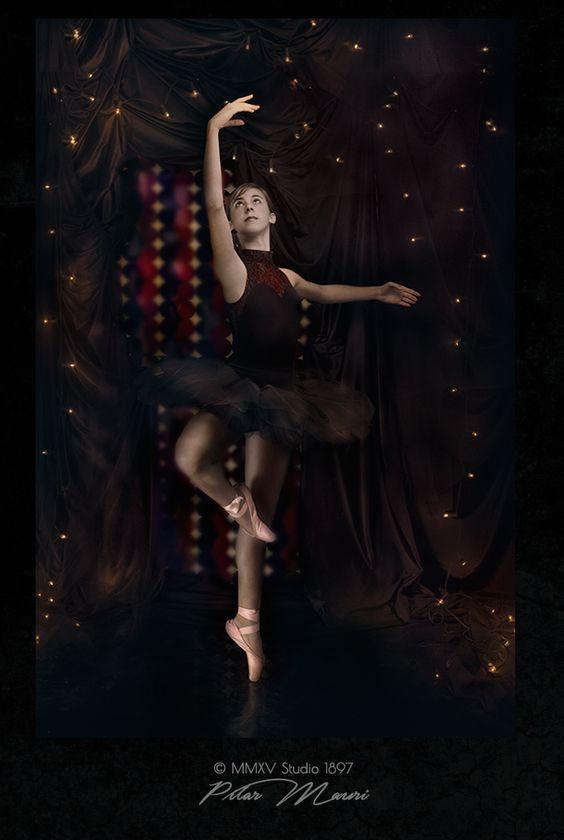 Portrait Photography & Set Design by Pilar Mauri studio1897.co.uk #photography #setdesign #portrait #studio1897 #dance #ballet