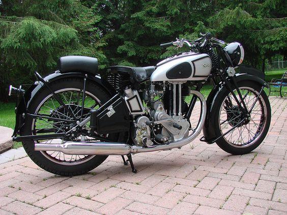 1936 Norton Model 18 For Sale Classic Motorcycles Vintage Bikes Norton Motorcycle