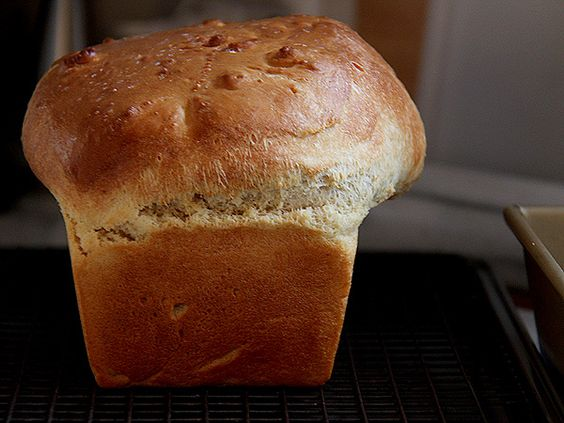 No knead bread via Pose Gets Cozy blog