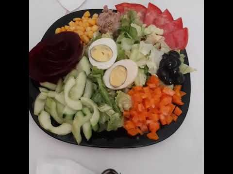 نصائح طبخ أعراس نصائحي لكم من خبرتي الطويلة في طبخ الأعراس و المناسبات الجزائرية عرسكم علينا Youtube Food Cobb Cobb Salad