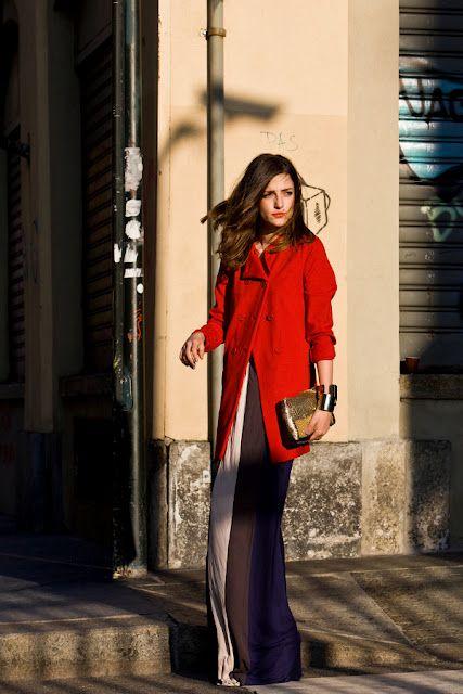 Eleonora Carisi, store owner and Italian fashion blogger